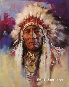 Impressões pintados à mão de pintura indiana, De