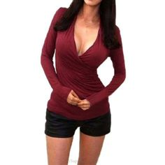 Women V Neck Long Sleeve Blouse | 81 Supreme. Blouses for women | blouses | blouse designs Indian | blouse outfit | blouse designs | La Blouse Roumaine | blouse/choli | Blouse & Shirts | Blouses | Shirts | shirts with sayings | shirt dress | shirtless men | shirt ideas vinyl | My Puppy Shirt | The Shirt List | SunFrog Shirts | Shirt Quotesd | Shirts And More Shirts | Shirtmotive für alle