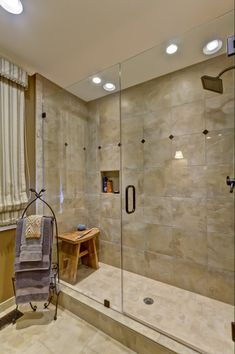 Natural Pebbles Stones Shower Floor And Wall Accents Bathroom Pebble Shower Floor