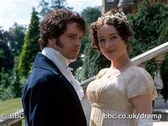 Pride and Prejudice: Went down a storm when it aired in 1995, Colin firth with them mutton chops and that white wet shirt, that was incidentally supposedly one of the most unforgettable moments in British tv history, of course in 1995 I was 10 and quite unaware of the series. I was too busy climbing up tree's and spazin about with me mates,I think I saw it for the first time in 2006 -Loved it and yes he does look hot in that wet shirt! Swit swoo!. Loved the book loved this series.