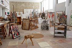 Pilar and Joan Miró foundation L'Accent Nou