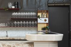 Smalls Bar Melbourne by Fiona Lynch | Yellowtrace