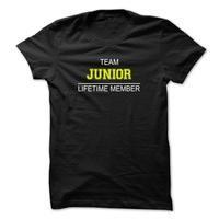 Team JUNIOR Lifetime member