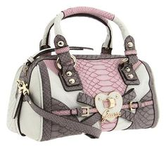 Lovely In Lavender & Grey: The GUESS Rylen Collection