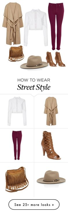 """""""street style 49"""" by orla-deacon on Polyvore featuring Carolina Herrera, Barbour, Sigerson Morrison and rag & bone"""
