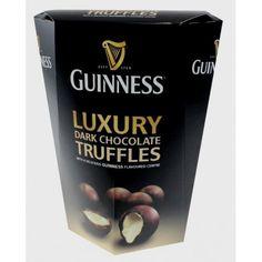 Guinness Luxury Dark Chocolate Truffles by Lir (150gm)