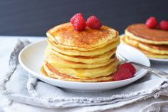 Use Your Sourdough Starter to Make Sweet and Tangy Sourdough Pancakes
