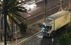 El presidente de la región de Niza dijo que al menos 60 personas murieron en lo que las autoridades dicen fue un ataque deliberado