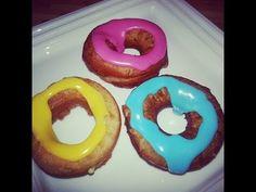 Donuts – REZEPTISSIMO