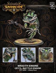 Wraith Engine   Privateer Press