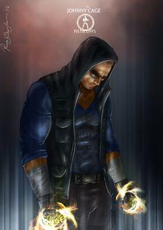 Mortal Kombat X-Jonny Cage Fistcuffs Variation by Grapiqkad on DeviantArt