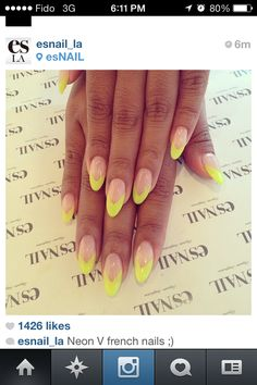 nails...but in a different nail shape for me