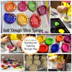 Lots of fun activities, arts, crafts and sensory play ideas for kids. Plenty of inspiration for children learning through their play.
