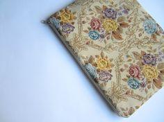Mini flowers Macbook 13 sleeve with zipper MacBook Air by CasesLab, $25.00