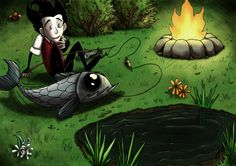 Big Fish by JeMiChi on deviantART