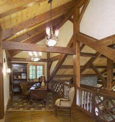 Custom Woodhouse Douglas Fir Frame