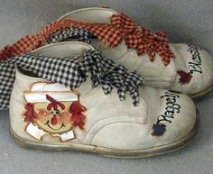 Photo of Raggedy Shoes  for fans of Raggedy Ann and Andy.