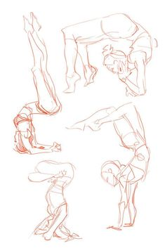 ArtStation - Sketchdump Ahmed Aldoori Source by Drawing Body Poses, Body Reference Drawing, Drawing Reference Poses, Female Pose Reference, Body Sketches, Art Drawings Sketches, Pencil Art Drawings, Sketch Poses, Poses References