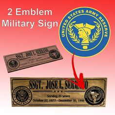 US ARMY | US ARMY RESERVE SIGN - Military sign Military Signs, Military Police, Us Army Reserve, Custom Wooden Signs, Reserved Signs, Us Marine Corps, Custom Logos, School Projects, The Unit