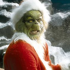 2000. How the Grinch Stole Christmas (Rick Baker, Gail Ryan) Jim Carey was perfect in the role, with his collection of Goofy Faces WITHOUT Make-Up !