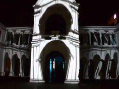 Video mapping: Singapore Art Museum, Singapore