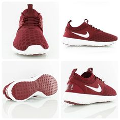 The new super-light and flexible Nike Juvenate maroon/white