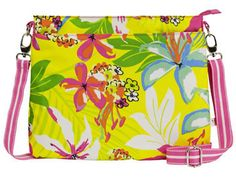 Island Oasis Crossbody Tablet Bag. Now Available at YHD Boutique on eBay.  Check Out Our Store . $40.00