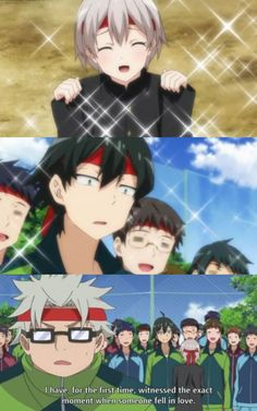 """Hikki x Totsuka is OFFICIAL. Will Zaimokuza be the """"maid of honor""""? :D  From Oregairu Episode 13."""