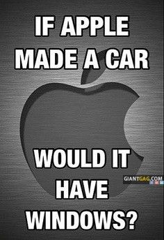 Images of the week -30 pics- If Apple Made A Car, Would It Have ...