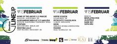 Revolove Fest - February 2015