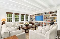 Look Inside Some of Designer Sandy Gallin's Most Coveted Homes Photos | Architectural Digest