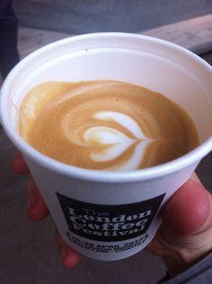 What I Drank Wednesday: European Latte Edition Coffee Mornings, Cozy Coffee, Coffee Milk, Great Coffee, I Love Coffee, Coffee Break, Coffee Drinks, Morning Coffee, London Coffee Shop