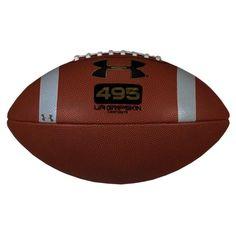 4a892d54f2787 Bola Under Armour Futebol Americano Gripskin 495 - Marrom - Compre Agora