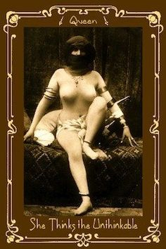 Le Tarot des Femmes Erotiques