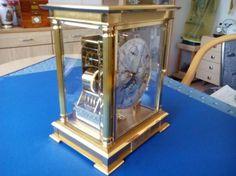 Kieninger Kaminuhr Modell 1240-06-01 limitierte Auflage Nr. 250/250