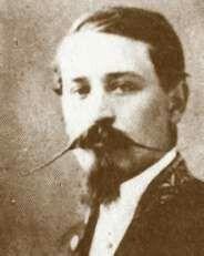 Eugène Bure Comte d'Orx Illegitimate son of Napoléon III
