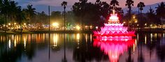 Loy Krathong in Chiang Mai - The Festival of Light