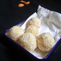 Lemon Kurry: Instant Coconut Ladoo - Condensed Milk Laddo - Lad...