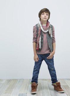 Zara Kids A/W 12