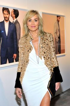 Фотографии Sharon Stone   Шэрон Стоун – 118 альбомов Sharon Stone Photos, Celebrity Couples, Most Beautiful Women, American Actress, Fashion Models, Actors, Formal Dresses, My Style, David