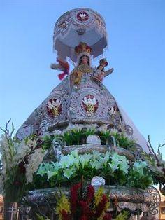 Acabo de compartir la foto de Sergio Reyna que representa a: Virgen Purificada, Cusco