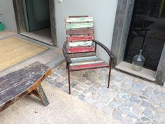 More reclaimed furniture