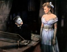 Susanna Foster Claude Rains - Phantom of the Opera (1943)