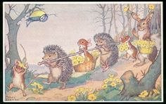 MOLLY BRETT postcard   eBay