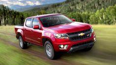 2015 Chevy Colorado: Making me reconsider smaller trucks