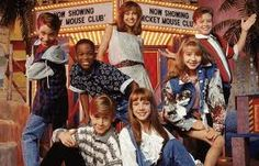 I used to call Disney every day asking them to put the Mickey Mouse Club on the air... I wanted to follow in Brit, Christina, Justin, & JC's footstep & be a pop star!