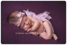 Elaine Melinda Studio Newborn Photography