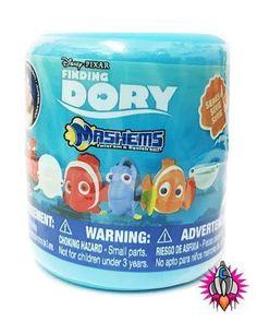 Finding Dory Mashems Capsule Series 1 Disney Pixar Destiny Cake Topper Toy