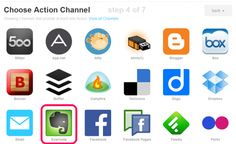 Capturing Your Favorite Blog with IFTTT and Evernote