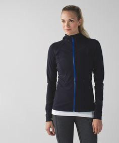 Lululemon Rain On Train On Jacket: When you get caught in the rain, this jacket saves the day—train on.